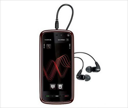 音乐升级诺基亚推5800XMHi-Fi套装版
