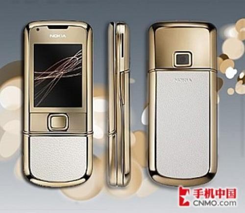 奢侈永续诺基亚推出GoldArte8800