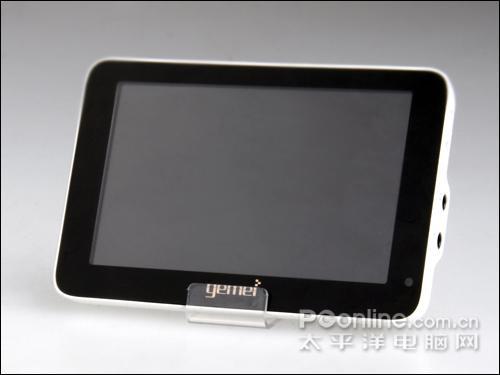 720P便携高清MP4歌美X-690HD详尽评测