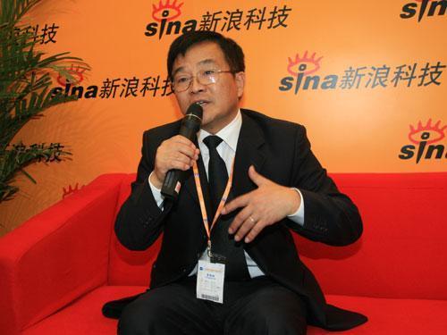 中兴通讯刘鹏:全面参与中国3G网络建设