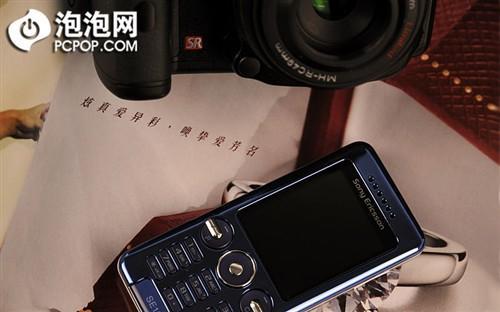 简洁精致索爱超薄拍照手机S302评测