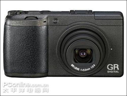 高素质定焦镜头理光GRDII售3300元