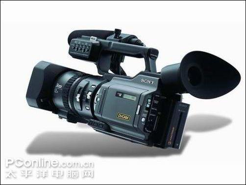 便携专业摄像机 索尼PD190P售价20400元_数