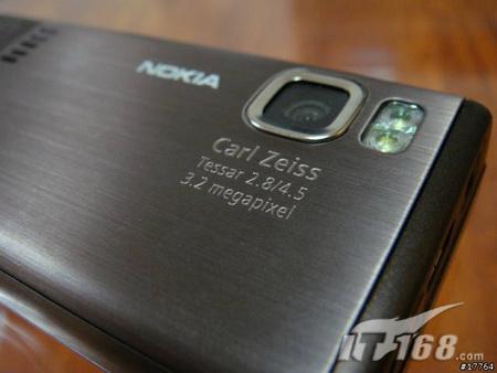 最低1200元诺基亚6500s棕色版问世