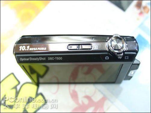 超薄720P高清摄像索尼T500降至2040元