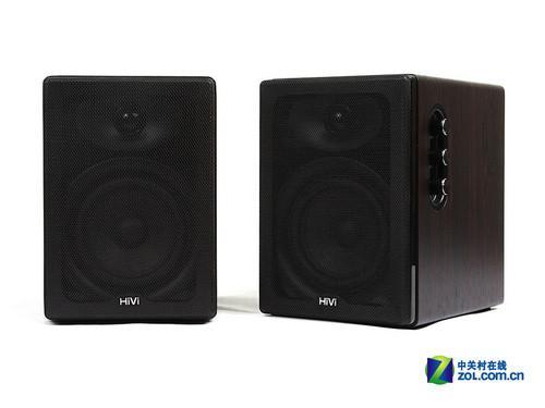 中端2.0音箱典范惠威D1080系新品评测(10)
