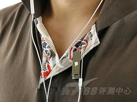 说出你心底的秘密iPodshuffle3评测(2)