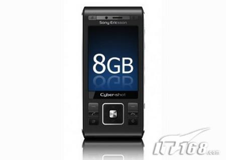 赠8GB存储卡索爱拍照C905增强版亮相