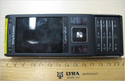C905升级版索尼爱立信酷黑影帝CS8现身