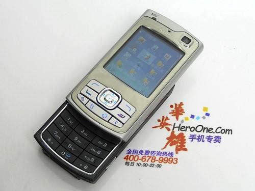 经典再现诺基亚滑盖智能N80仅售1099