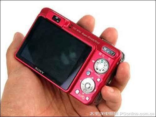 超值家用便携相机索尼W150仅售1399元