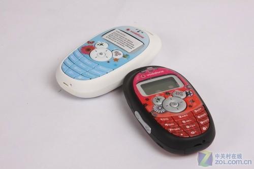 图为迪斯尼d100手机