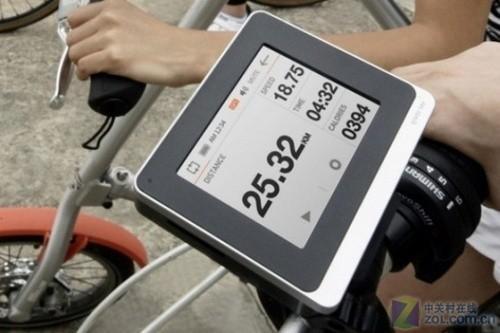 艾利和将推出自行车专用PMP导航产品