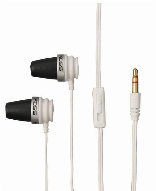 这款耳塞还是可换耳塞套的结构,在包装内部提供备用品以及便携包.