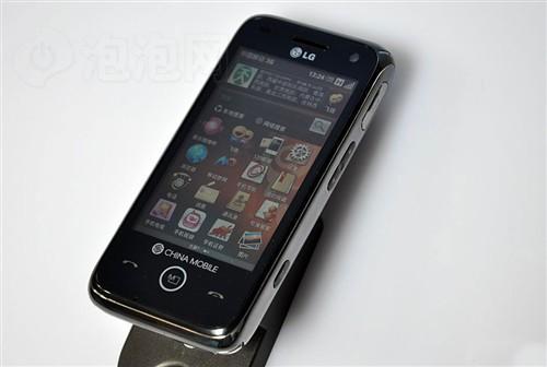 精彩3G尽现眼底LG旗舰GW880即将问世