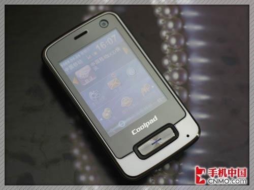 中移动3G电视手机 酷派F69购机赠话费