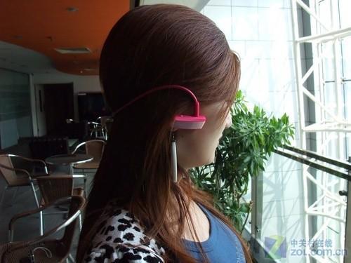 时尚达人出门必备数款外观取胜的MP3推荐(4)