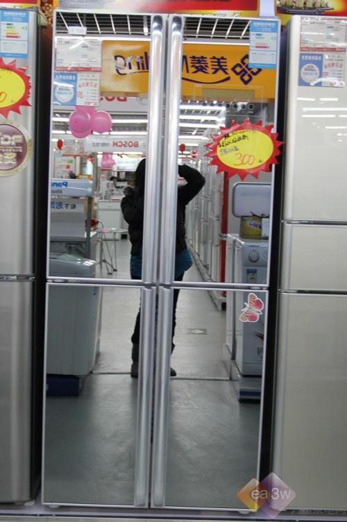 冰箱预留出来位置的尺寸