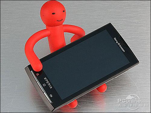 最强Android智能索尼爱立信旗舰X10评