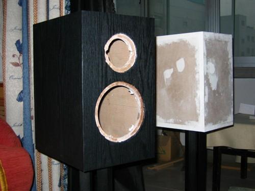 造全木质2.0音箱