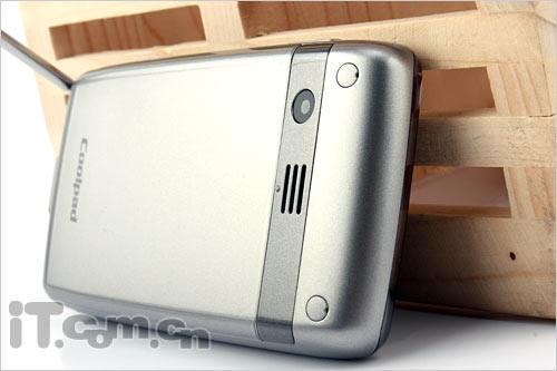 平价3G电视手机 酷派触屏F608精彩评测(6)_手机