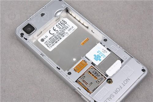3.0英寸屏幕LG迷你曲奇手机GD510评测(9)