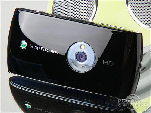 720P摄像触摸屏娱乐强机索爱U5i评测