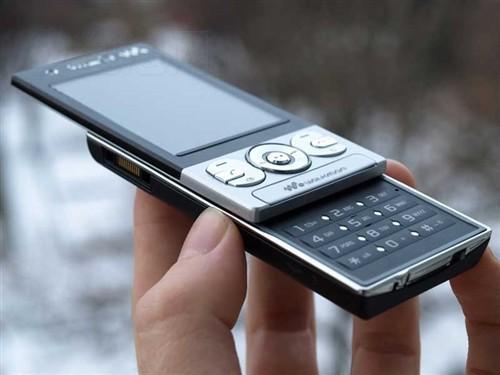 年轻时尚的选择索尼爱立信W705卖1310
