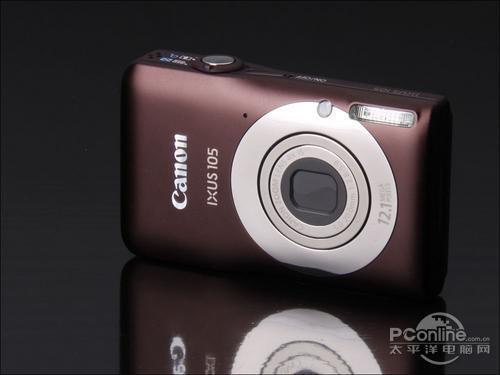 热门卡片相机全面升级佳能IXUS105评测