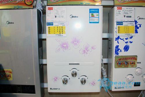 印花图案 美的热水器jsq12-6b抢先看