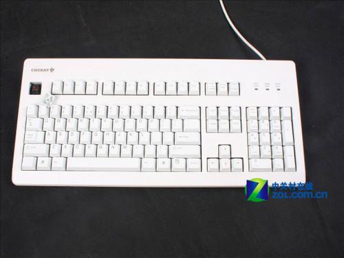 编辑强悍 独自打造机械键盘分区压力