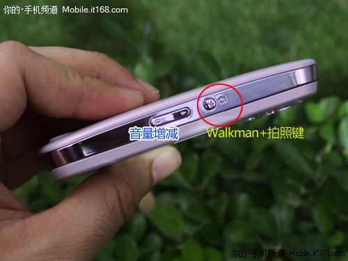 Walkman玩开心微博索尼爱立信W20图赏