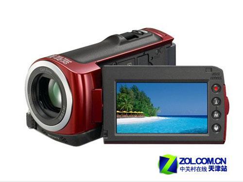 索尼CX100E高清硬盘摄像机甩价3929元_数码