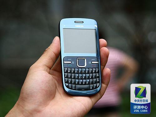 S40带Wi-Fi 诺基亚全键盘手机C3评测_手机