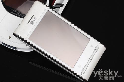 时尚Android智能LG全触控GT540评测