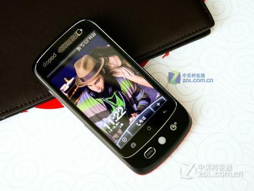 Android+TD 3G智能机多普达A6388今到货