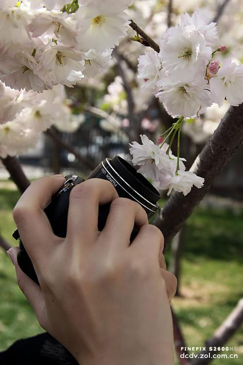 18倍光学变焦镜头长焦DC富士S2600评测(4)