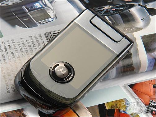 透明翻盖 摩托罗拉老款A1600仅990元高清图片