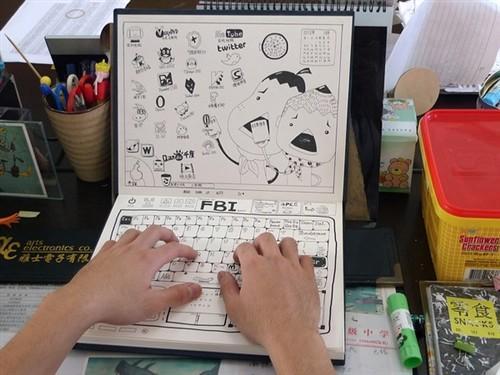 diy达人游戏笔记本大改造