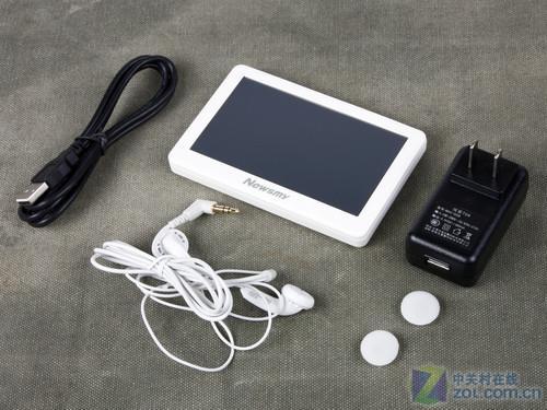 低价优质触控体验纽曼A40HD播放器评测