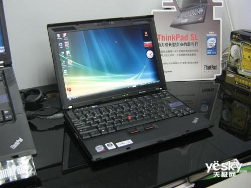 时尚潮流体验ThinkPadX200售7300元
