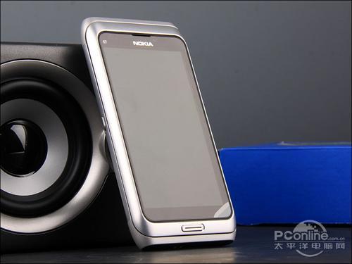 Symbian^3顶峰之作诺基亚E7行货版评测