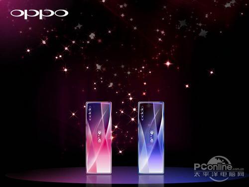 年轻群体最爱水晶饰品MP3欧珀X1来袭
