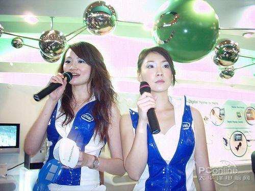 2011台北电脑展前瞻:厂商ShowGirl魅力