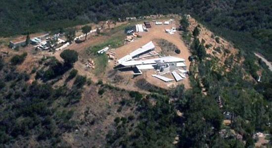 美国建筑师将废旧飞机变豪宅(图)
