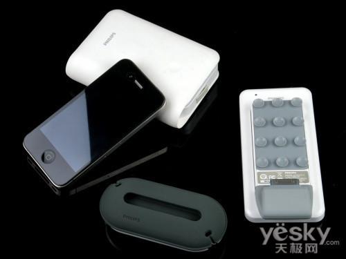 总有一款适合你飞利浦个性化iPhone充电器