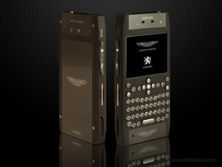奢华版E71 Mobiado发布阿斯顿马丁手机