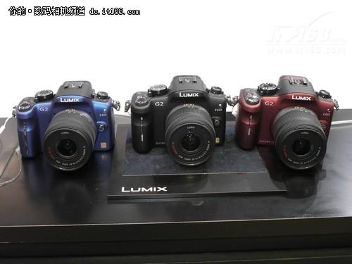 触控数码单电相机松下G2套机售价2999元