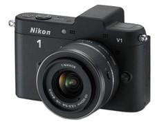 1000万像素、全高清摄像 尼康单电V1上市