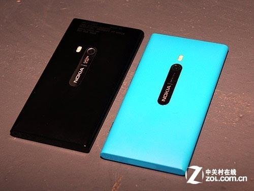 诺基亚n9下载_首款Meego系统智能机皇诺基亚N9手机评测